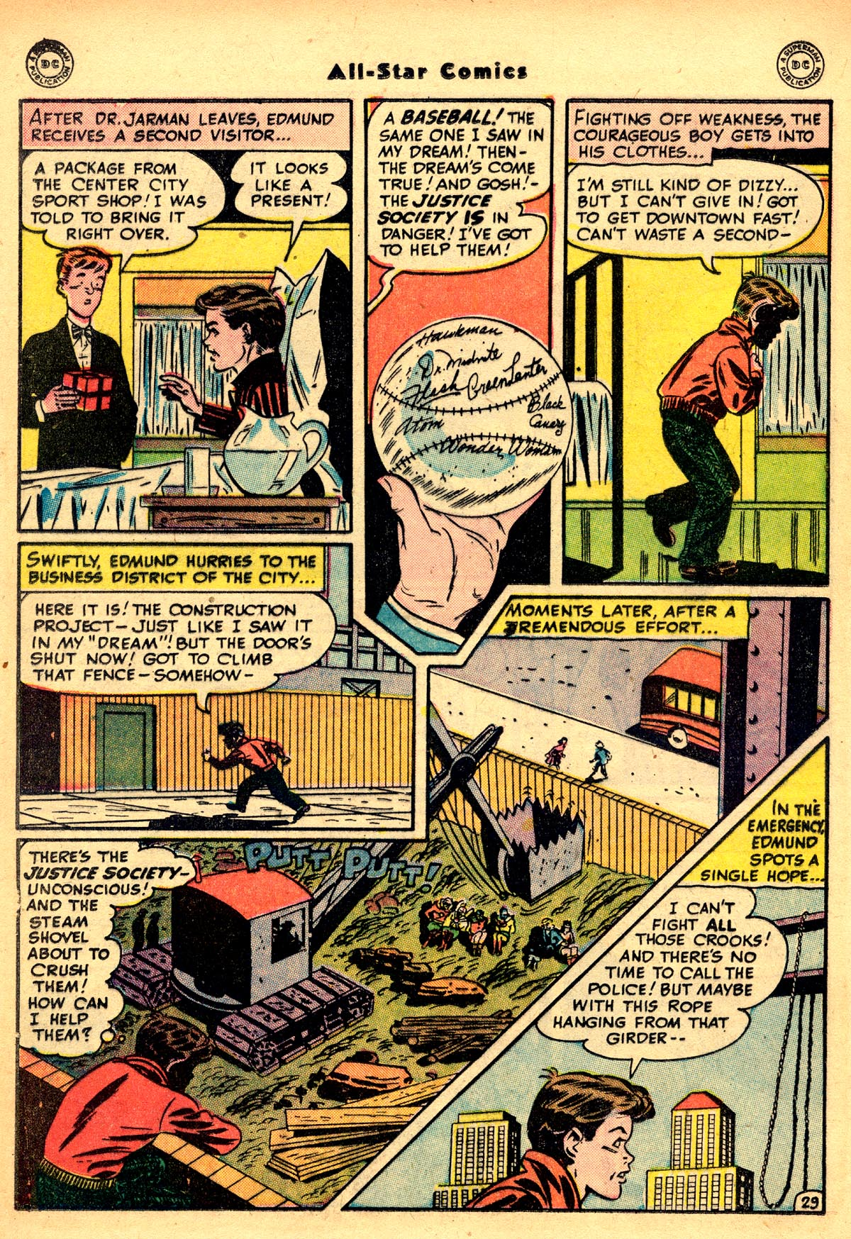 Read online All-Star Comics comic -  Issue #48 - 34