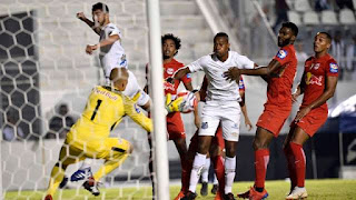 Santos empata com o RB Brasil em 0x0 e vai as semifinais do Paulista