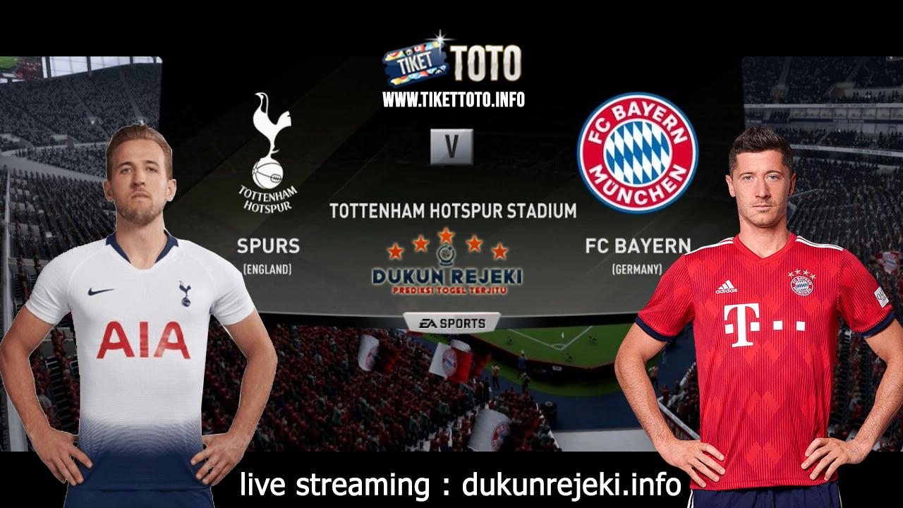 Prediksi UEFA Champions Tottenham Vs Bayern Munich 2 Oktober 2019