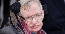Addio Stephen Hawking. Che Tu possa continuare a vivere in un mondo migliore