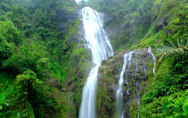 Air Terjun Curug Cibadak serta Aksesnya