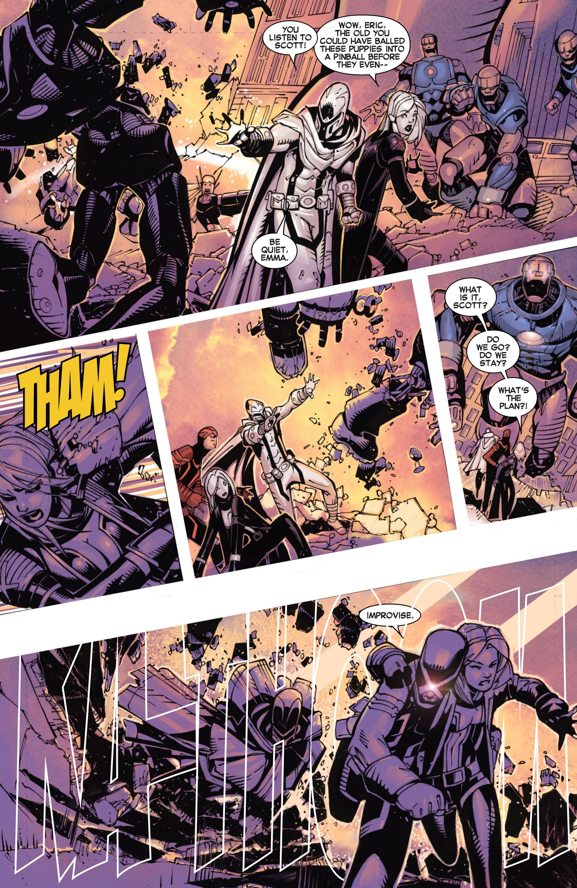 Read online Uncanny X-Men (2013) comic -  Issue # _TPB 1 - Revolution - 16