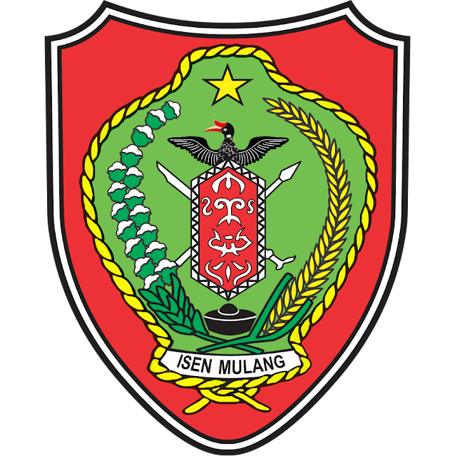 Logo Provinsi Kalimantan Tengah Vektor CDR CorelDraw