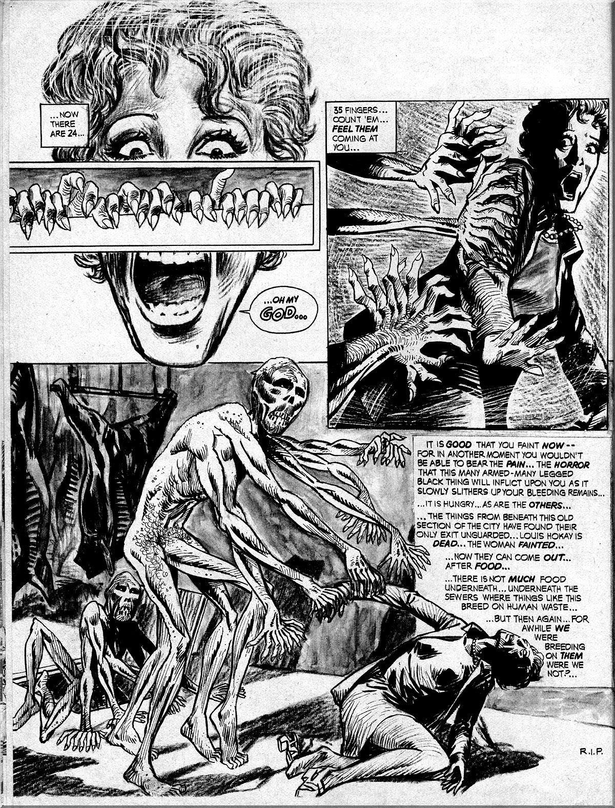 Nightmare (1970) issue 10 - Page 26