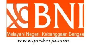 Lowongan Kerja Terbaru Bank BNI November 2017