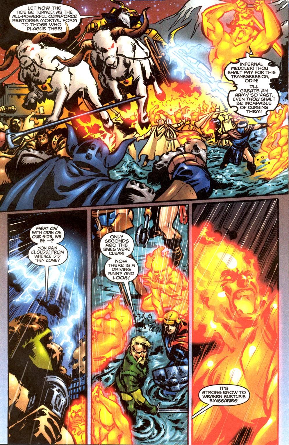 Thor (1998) Issue #40 #41 - English 20