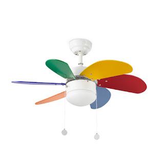 Tienda de l mparas iluminaci n y ventiladores de techo - Ventilador de techo barato ...
