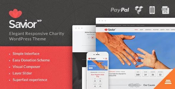 Best Responsive Charity WordPress Theme