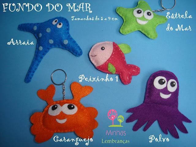bichos-fundo-do-mar-feltro-lembrancinha
