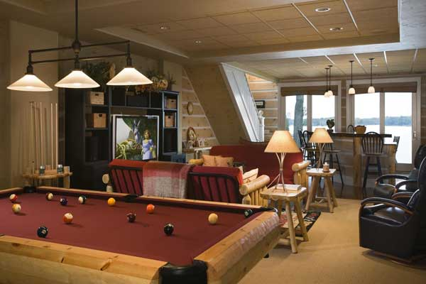 Homes With Game Rooms