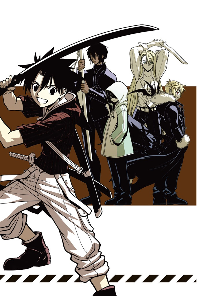 UQ Holder Chapter 1 Bahasa Indonesia
