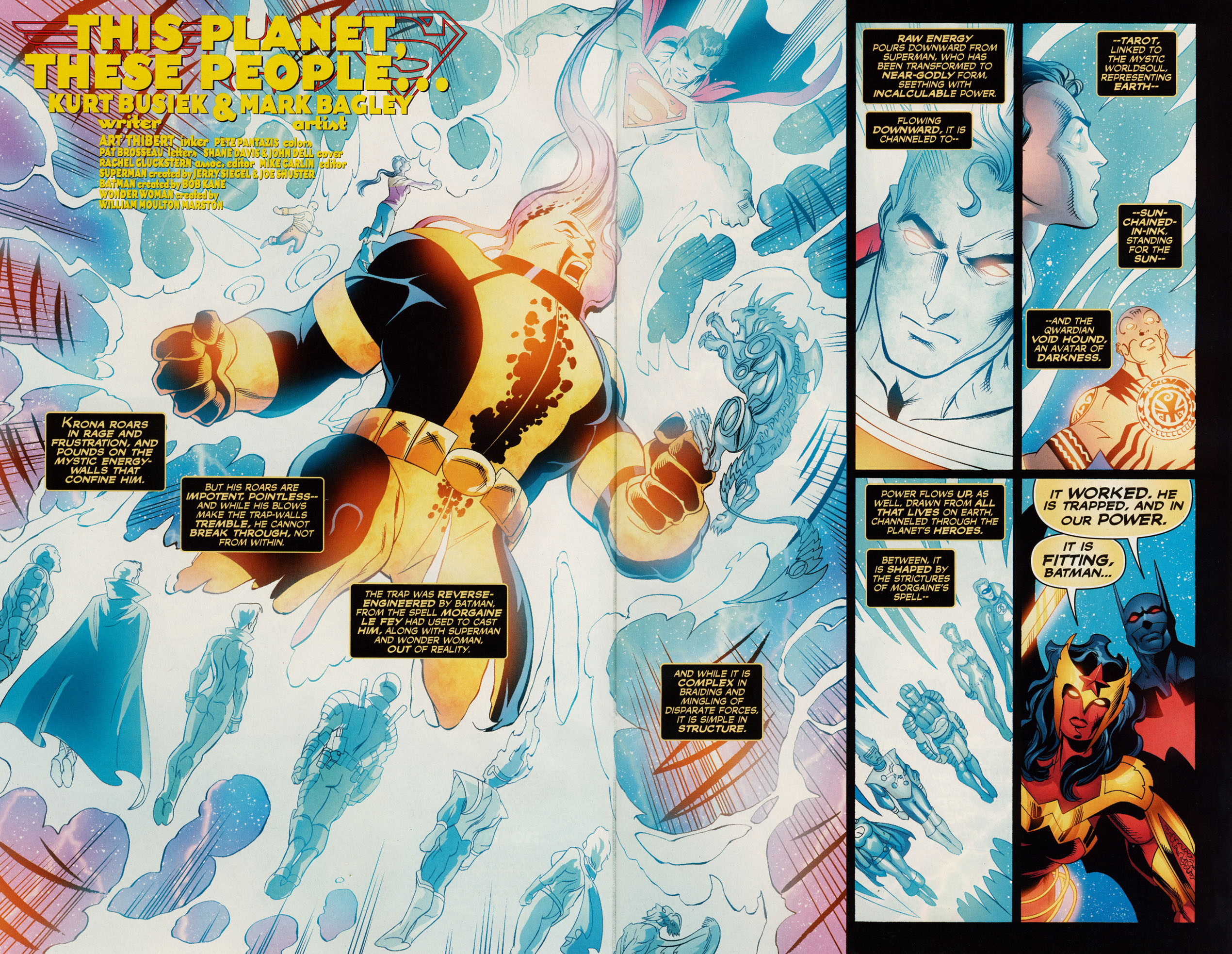 Read online Trinity (2008) comic -  Issue #49 - 4