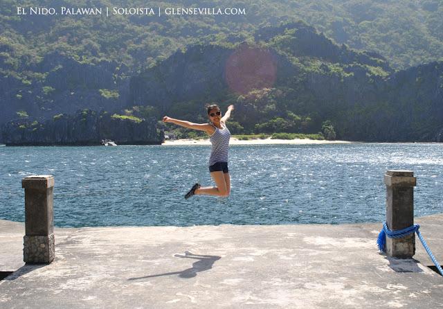 Matinloc Island, El Nido Palawan