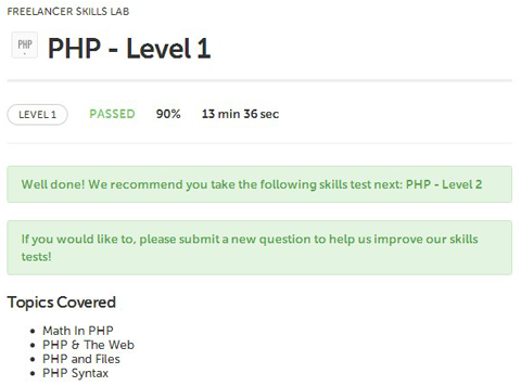 PHP level 1 fundamentals language basics keywords functions advanced
