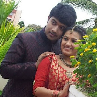 Malayalam Serial Actress Souparnika Wedding Photo Gallery