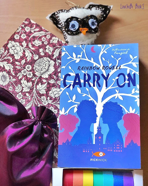 Carry On - Rainbow Rowell [recensione]