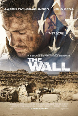 The Wall 2017 DVD R1 NTSC Latino