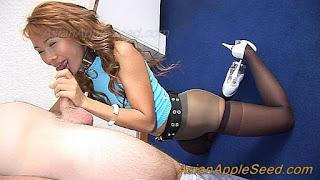 Horny Pantyhose
