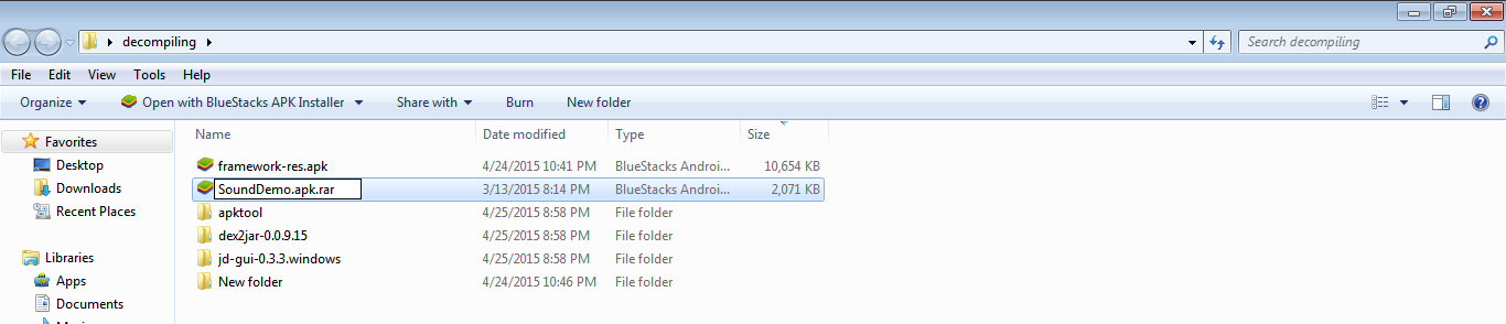 Decompiling Android APK to java and XML files Step by Step (Part-1