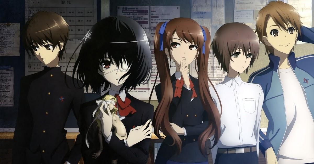 animes de terror top 10  another funimation