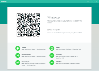 Dikesempatan yang baik ini kami  Unduh Aplikasi WhatsApp New Version For PC