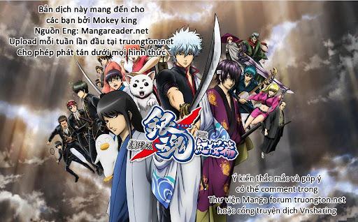 Gintama Chap 144 page 20 - Truyentranhaz.net