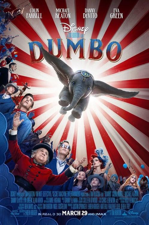 Review Filem Dumbo