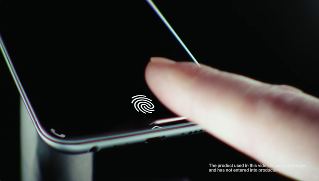 It's real: Qualcomm Announces Ultrasonic Fingerprint Sensor