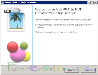 Download PPT to PDF Converter 5.0 Full Version