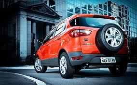 Fiesta Ecoboost chiếc xe tầm trung mang khả năng vượt trội theo thời đại