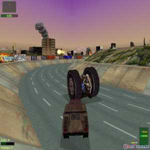 Twisted Metal 2 PC Game Overview