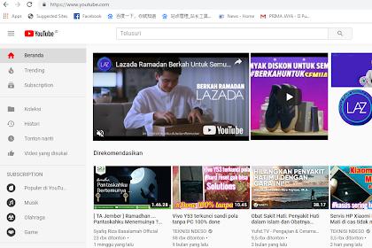 Tutorial Cara Mudah dan Simple Download Vidio Youtube
