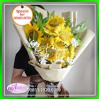 Sun Flower Galore Toko Bunga di Jakarta