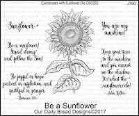ODBD Be A Sunflower
