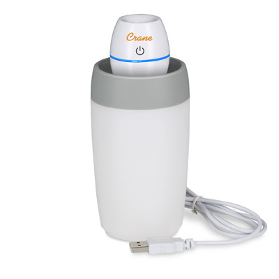 Ultrasonic Cool Mist Humidifier for Traveling