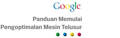 Ebook Panduan Dasar SEO dari Google