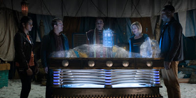 Doctor Who 11x02 - The Ghost Monument
