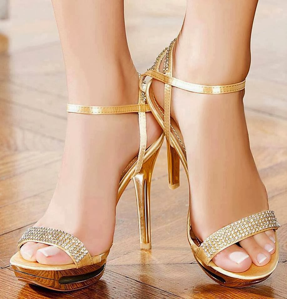 Stylish High Heels Collection For Women 2014 | WFwomen