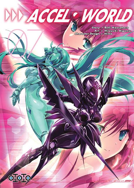 Accel World, Actu Manga, Gate - Au-delà de la Porte, Manga, Ototo, Seinen, Shonen, Sword Art Online Progressive,