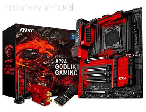 Motherboard MSI X99A
