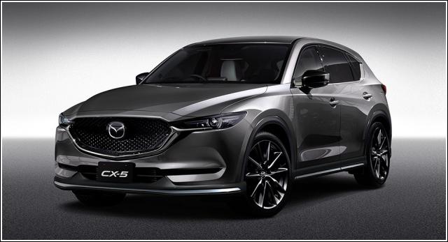 Mazda CX-5 Custom
