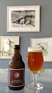 Liselund India Pale Ale fra Bryghuset Møn