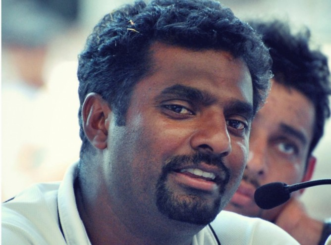 They will play well with Sri Lanka team...! murali said