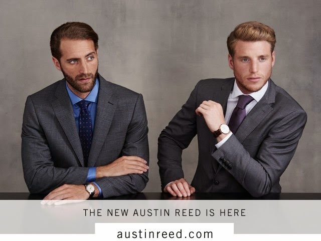 Austin Reed Men S Suits New Selection Fashion Blog By Apparel Search