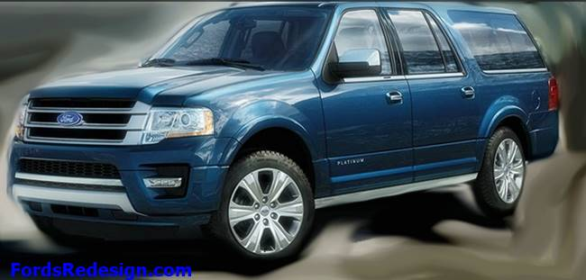 2018 Ford Expedition Aluminum