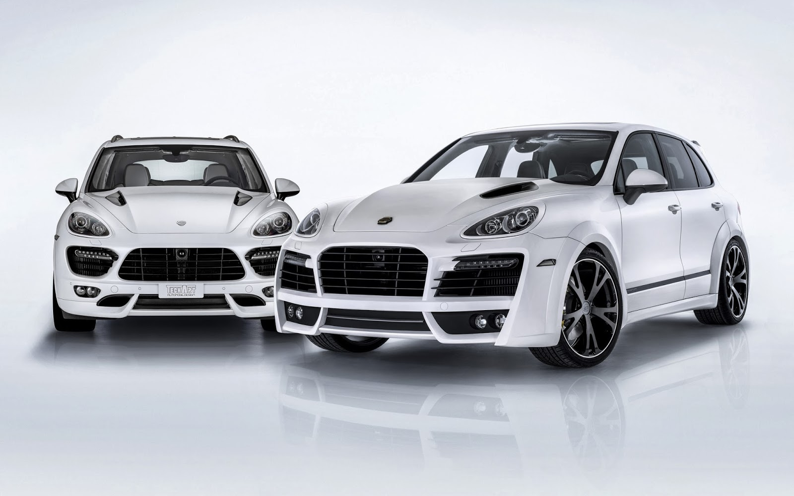 porsche cayenne diesel s by techart photos review cars. Black Bedroom Furniture Sets. Home Design Ideas