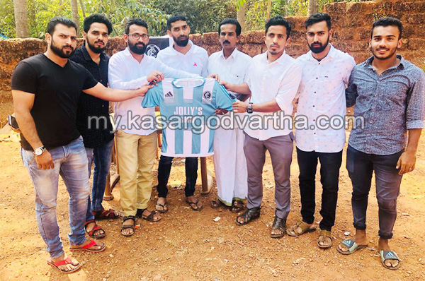 Kerala, News, Choori, Kasargod, Football club inaugurated.
