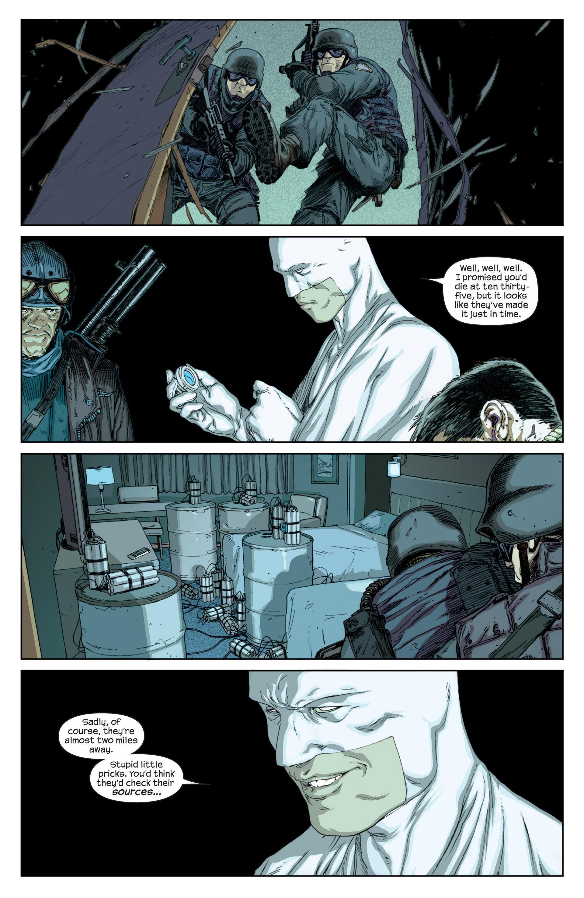 Read online Millar & McNiven's Nemesis comic -  Issue #1 - 6