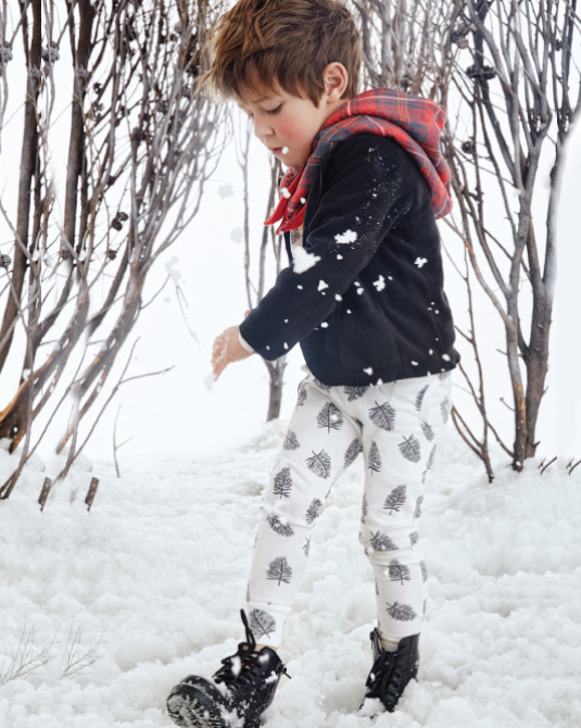 Moda invierno 2017 ropa de nenes.