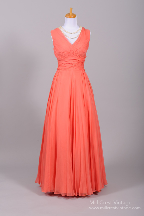 285ef490a5b vintage evening gown